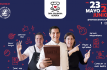 Tapa Solidaria Almeria 2019