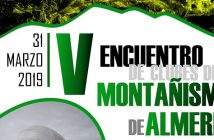 V ENCUENTRO DE CLUBES DE MONTAÑISMO DE ALMERÍA