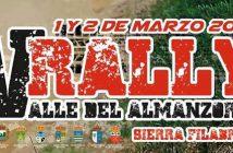 V Rally Valle del Almanzora Sierra Filabres