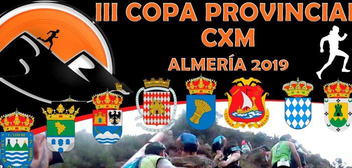 III Copa de Carreras por Montaña - Almería