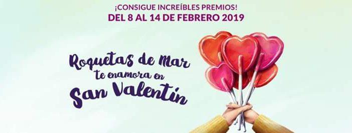Roquetas de Mar te enamora en San Valentín