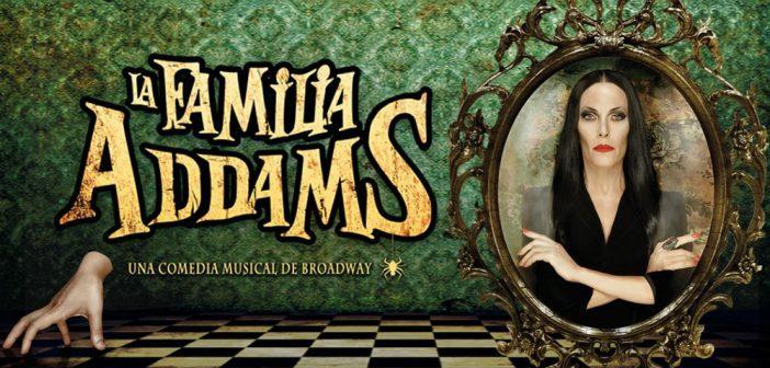 La Familia Addams en Almería