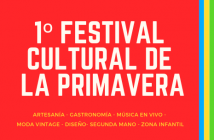 Festival Cultural de la Primavera en Níjar