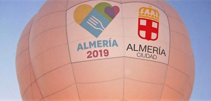 Globo aerostático - Almería 2019