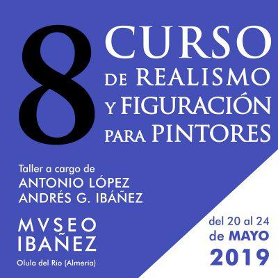 8 Curso de Realismo y Figuración para Pintores - Almería