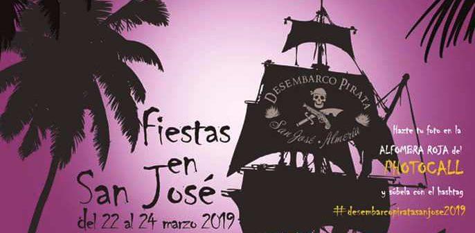 """Fiestas de San José 2019 """"Desembarco pirata"""""""