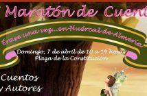 """II Maratón de Cuentos """"Érase una vez en Huércal de Almería"""""""