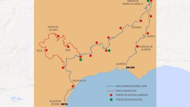 LA DESÉRTICA 2020 Almería - Roquetas de Mar