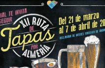 XII Ruta de Tapas por Almería