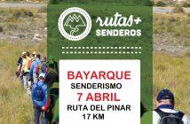 Rutas y Senderos 2019 - Diputación de Almería