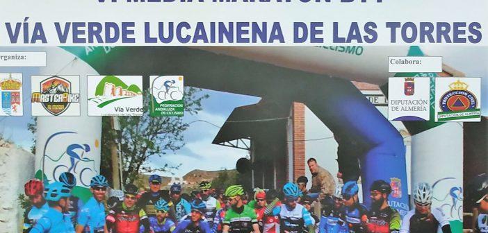 VI Media Maratón BTT Lucainena de las Torres