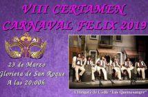 VIII Certamen de Carnaval en Felix