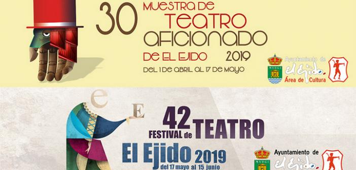 Muestra de Teatro Aficionado y 42 Festival de Teatro de El Ejido