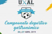 Campeonato deportivo gastronómico - Almería 2019