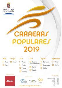 Circuito de Carreras Populares en Almería