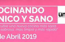 Cocinando Unico y Sano - Almería 2019