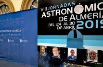 Jornadas Astronómicas Almería 2019