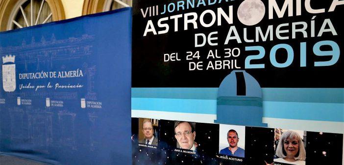 VIII Jornadas Astronómicas