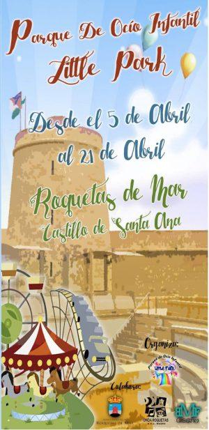 Little Park en Roquetas de Mar - Almería