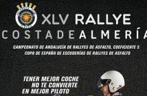 XLV RALLYE COSTA DE ALMERIA