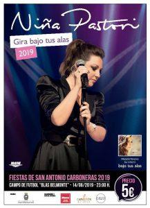 Fiestas de San Antonio 2019 CARBONERAS