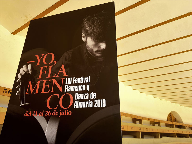 53 Festival de Flamenco y Danza de Almería - WEEKY