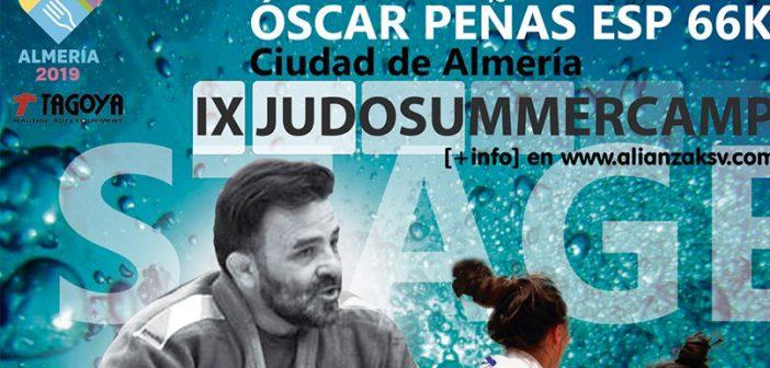 IX Campus de Judo Ciudad de Almería