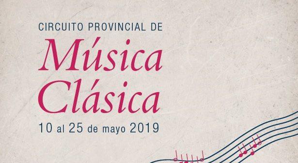Circuito Provincial de Música Clásica 2019 en Almería