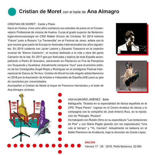 Circuito Provincial de Flamenco en Almería