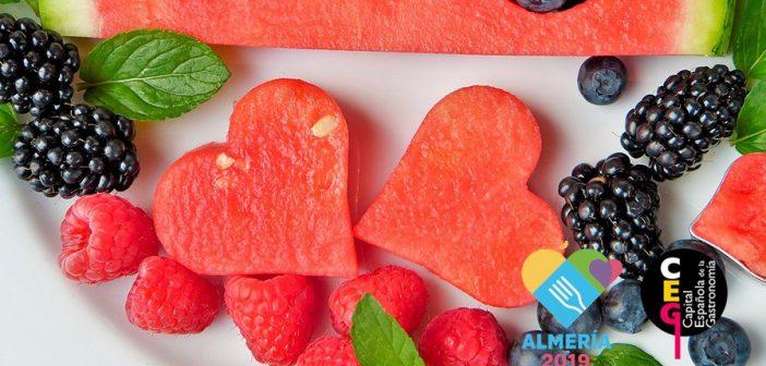Las frutas en la mesa - Almería2019