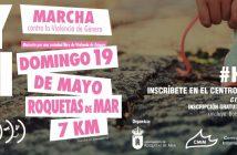 Marcha contra la violencia contra la Mujer
