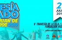 V Travesía a Nado Isla San Juan de los Terreros 2019