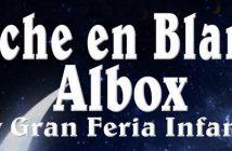 Noche en Blanco en Albox