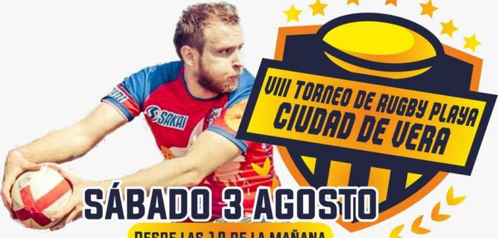 Circuito Provincial de Rugby Playa Diputacion de Almería