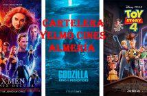 CARTELERA YELMO CINES Torrecárdenas – Roquetas