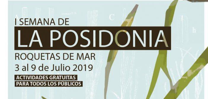 I Semana de la Posidonia, el Ayuntamiento de Roquetas de Mar programa