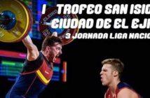 I Trofeo de Halterofilia San Isidro Ciudad de El Ejido
