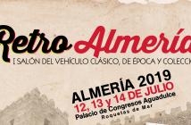 RETRO ALMERIA 2019 - Salón del vehículo clásico