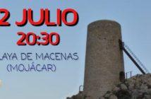 VI Ruta Nocturna de Senderismo - Castillo de Macenas, Mojácar