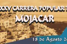 XXXV Carrera Popular Mojácar 2019