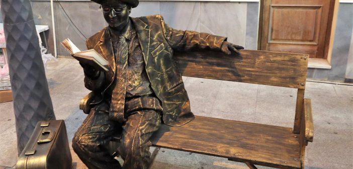 II Concurso de Estatuas Humanas en El Ejido