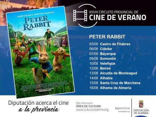 XXIX Circuito Provincial de Cine de Verano 2019 - Diputación