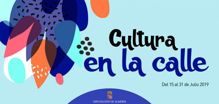 """""""Cultura en la calle"""" Dipuación de Almería"""