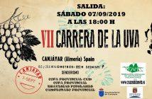 CARRERA DE LA UVA - CANJAYAR 2019