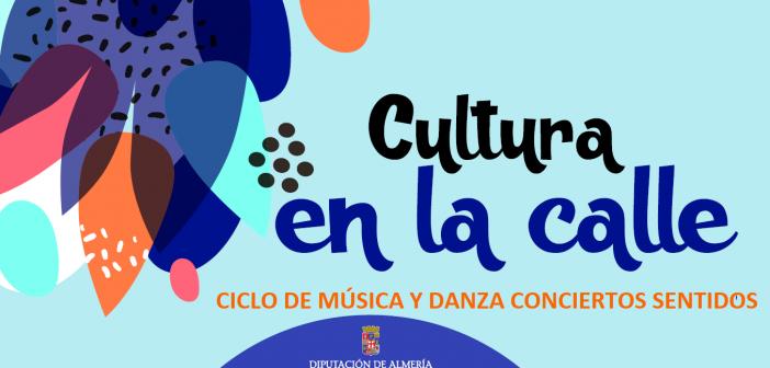 CULTURA EN LA CALLE CONCIERTOS 2019