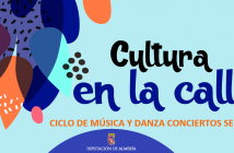 Ciclo de música y danza conciertos sentidos 2019 - Diputación de Almería