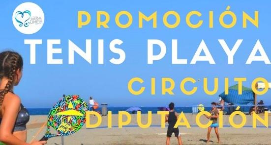 Circuito Provincial de Tenis Playa en Almería