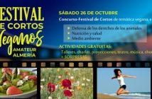 Festival De Cortos Veganos Amateur De Almería