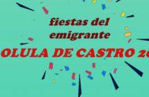 Fiestas Olula de Castro 2019