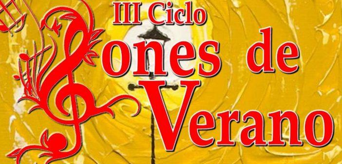 """III CICLO """"SONES DE VERANO"""""""